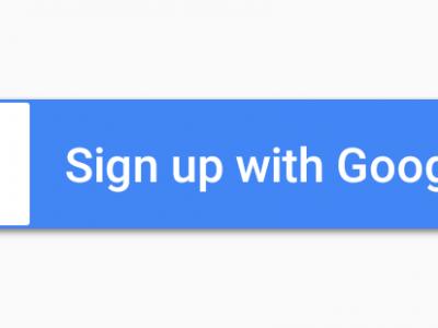 Авторизация с помощью Google
