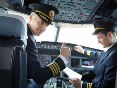 Что видит пилот самолета и не видят пассажиры