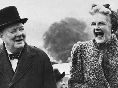 Легендарные слова жены Уинстона Черчилля