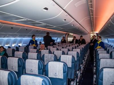 Для любителей летать в самолетах