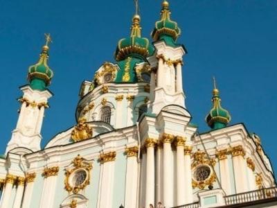 Підпал. Чим і кому не вгодила Андріївська церква в Києві