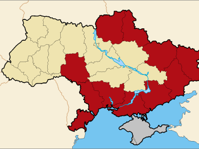 В яких областях України введено військовій стан
