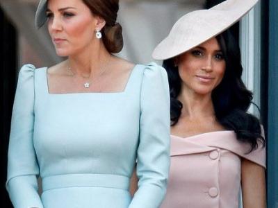 Что не поделили  Меган Маркл и Кейт Миддлтон или почему принц Гарри покидает дворец