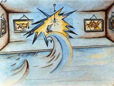 Любопытные рисунки шизофреников