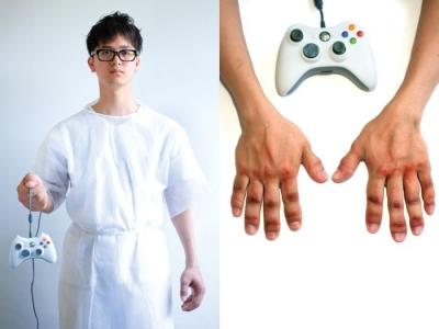 Травмы от компьютерных игр