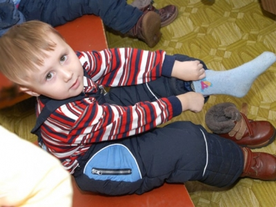 Мастер троллинга в детском саду