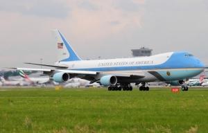 На чем летают президенты мира