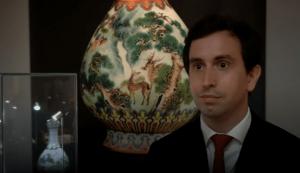 Очень дорогая ваза стоимостью 19 миллионов долларов