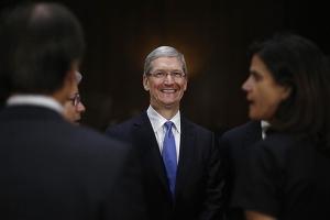 В чем  успех  презентаций Apple