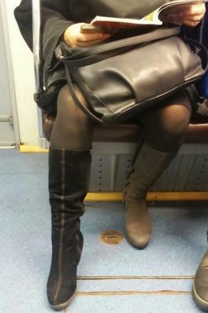 Жестокая и беспощадная мода метрополитена