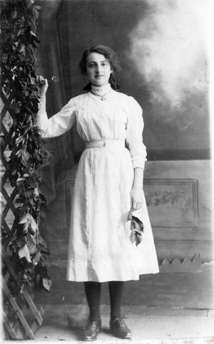 Как выглядела красота в 1910 году