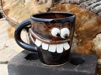 Выбираем себе прикольную чашку