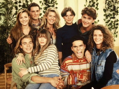 Любимые сериалы детей 90-х