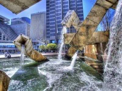 Необычные фонтаны со всего мира