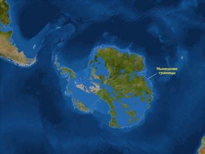 Как изменится Земля если растают ледники