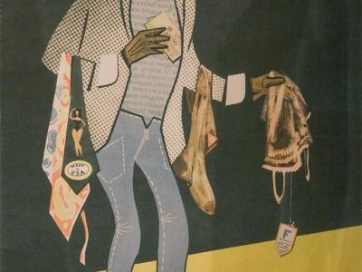 Что значили джинсы в СССР