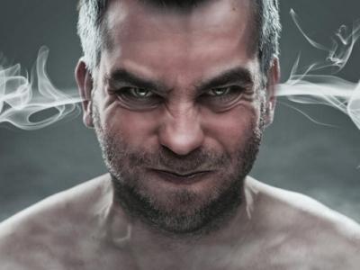 Чем опасна для человека злость
