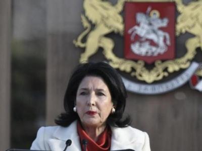 Президентом Грузії вперше стала жінка
