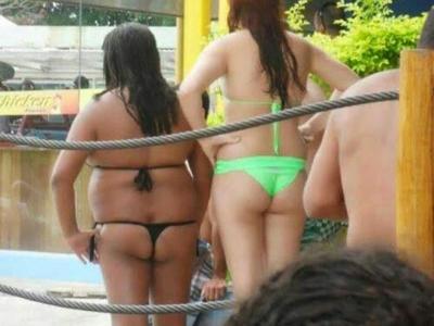 Купальники, которые не стоит одевать на пляж