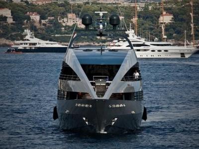 Шикарные яхты миллионеров