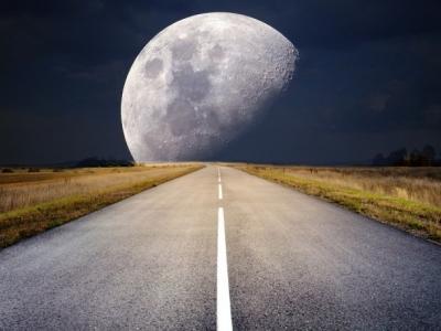 Лунное затмение в январе 2019 года
