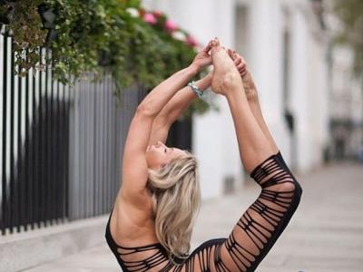 Йога в таком исполнении - прекрасна