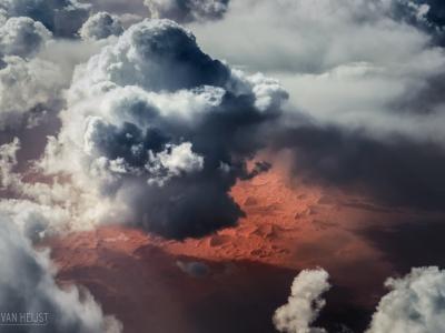 Необычайно красивые фото сделанные из кабины пилота