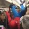 Чего только в метро не увидишь
